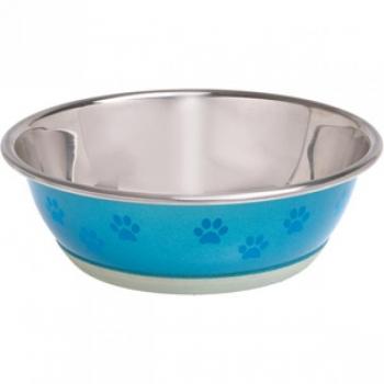 Sööginõu mittelibisev koerale PAW sinine 13CM 300ML