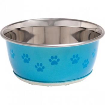 Sööginõu mittelibisev koerale PAW sinine 15CM 950ML