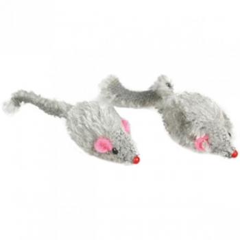 Kassi mänguasi CT Shorthaired Mouse hall 5cm 12tk