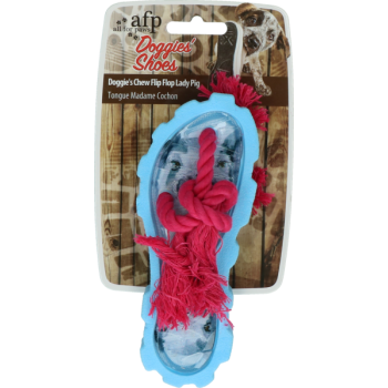 AFP Doggie´s Chew Flip Flop Miss Piggy