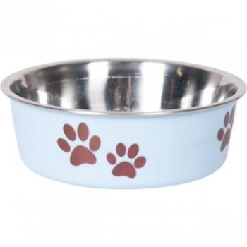 Sööginõu koerale BELLA KENA helesinine 14cm 450ml