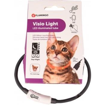 Kassi LED-kaelarihm VISIO LIGHT must