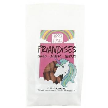 "HIPPOTONIC ""Unicorn"" Treats for horses - Color : none, Size : 600 grs bag, flavour : Raspberry"