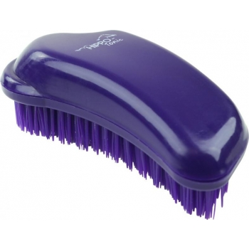 "HIPPOTONIC ""Anatomic"" multifunction brush - Color : purple"