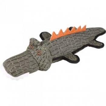 DT koera mänguasi STRONG STUFF krokodill roheline 17x45x9cm