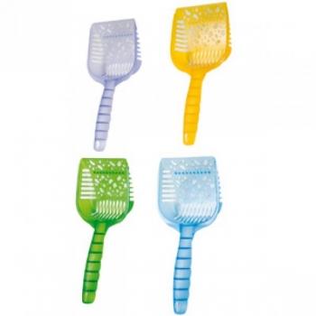 Liivakühvel läbipaistev värvivalik