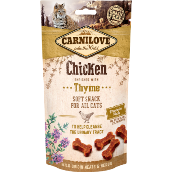 CL CHICKEN WITH THYME KASSI MAIUS 50G