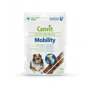 CANVIT MOBILITY HEALTH CARE SNACKS 200G