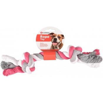 Koera mänguasi 2 sõlmega puuvillane nöör JIM L 35CM