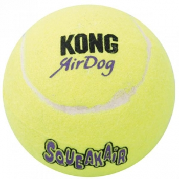 KONG AIR SQUEAKER TENNIS BALL-XL