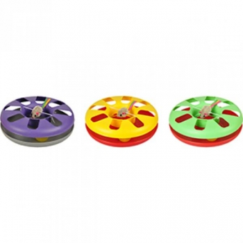 KITTY-ROUNDABOUT CAT TOY