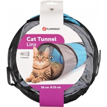 CAT TUNNEL LINZ 50CM DIAM25CM
