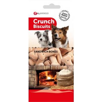 BISCUITS CRUNCH SANDWICH BONES 500GR