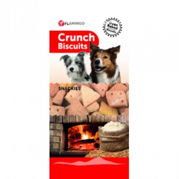 BISCUITS CRUNCH SNACKIES 500GR