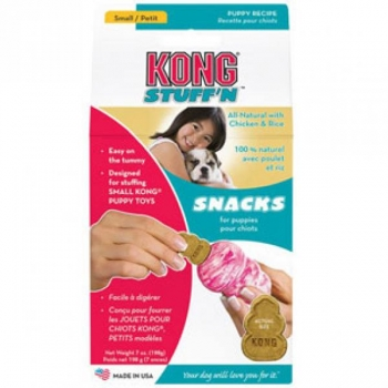 KONG SNACKS PUPPY BISCUITS - S