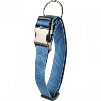 COLLAR JANNU BLUE 40/55CM 20MM
