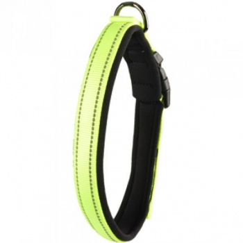 ROVER COLLAR ULTAR YELLOW 60/65CM 25MM