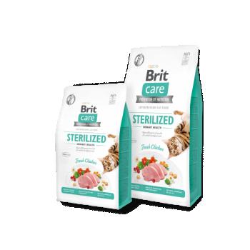 BC Cat GF Sterilized Urinary Health 0,4kg