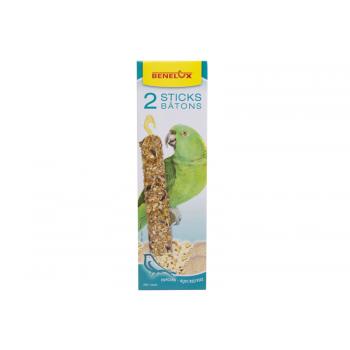 Papagoide maiusepulgad popcorni ja riisiga 2x75g