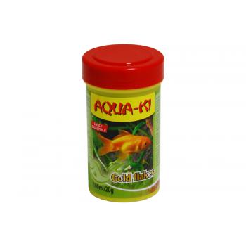 AQUA-KI helbed kuldkaladele 100 ML