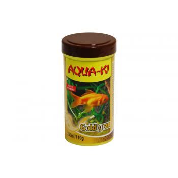 AQUA-KI graanulid kuldkaladele 250 ML