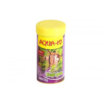AQUA-KI graanulid dekoratiivsetele kaladele 100 ML