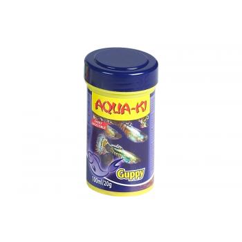 AQUA-KI helbed guppydele 100 ML