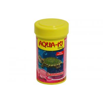 AQUA-KI kilpkonnade toit gammarus 100 ML