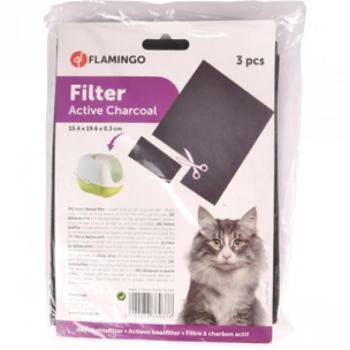 UNIVERSAL FILTER 3 PCS. CAT BOX