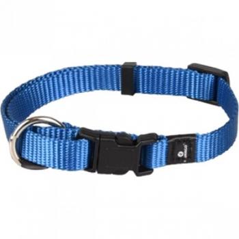 COLLAR ZIGGI BLUE 20-35CM10MM