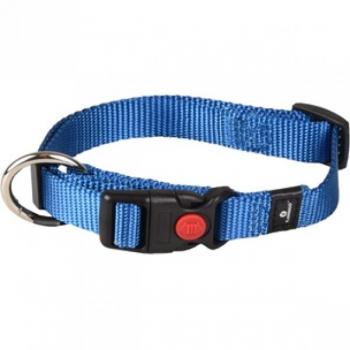 COLLAR ZIGGI BLUE 40-55CM20MM