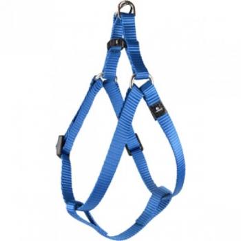 HARNESS STEP&GO ZIGGI BLUE 20-35CM 10MM