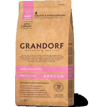 Grandorf Lammas ja Pruun Riis Kutsikatele 1kg