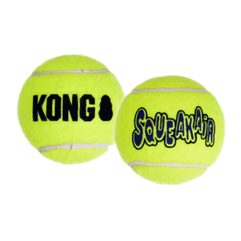 Kong koera mänguasi Air Squeaker tennisepall S 5cm 3tk