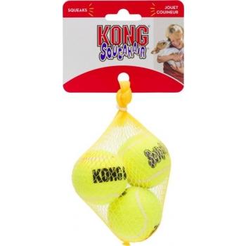 Kong koera mänguasi Air Squeak tennisepall XS 3tk