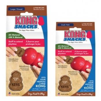 Kong koera maiusejagaja Snacks Liver L 300g  /XP1E/