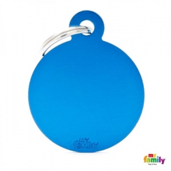 My Family ripats Basic rõngas suur sinine /MFB18/