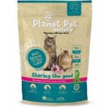 PPS kuivtoit kassidele SALMON lõhega- karvahoolduseks 1,5kg