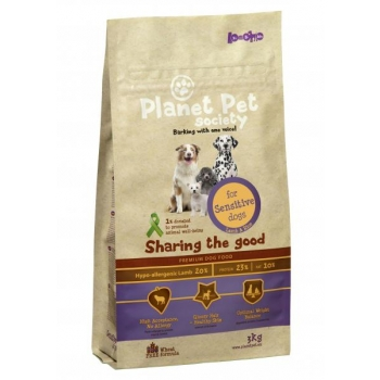 PPS kuivtoit koertele SENSITIVE lambalihaga 15kg