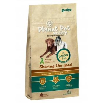 PPS kuivtoit koertele SENIOR kanaga 3kg