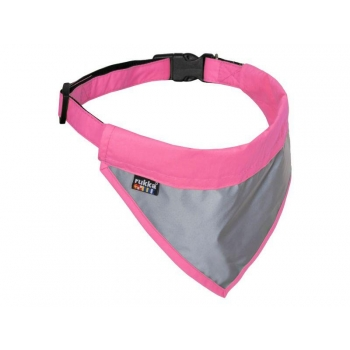 Rukka kaelarihm/rätik Flip Scarf XL neoonroosa 30-57cm