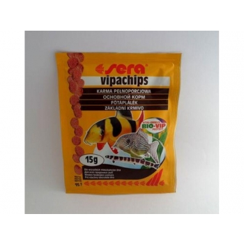 "SERA ""VIPACHIPS"" 15G /72044/"