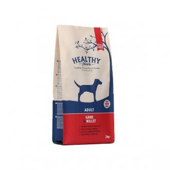 "Healthy Paws ""Ulukiliha & hirsiga"" 12kg"