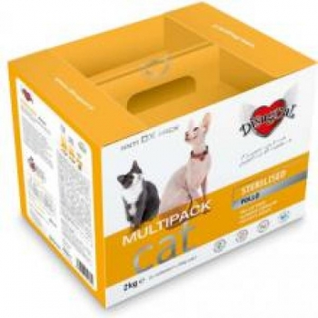 Disugual Kass Sterilised Kana- 2kg