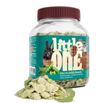 """Little One näriliste snack """"Pea flakes"""""""