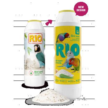 Rio lindude kümblusliiv  2kg