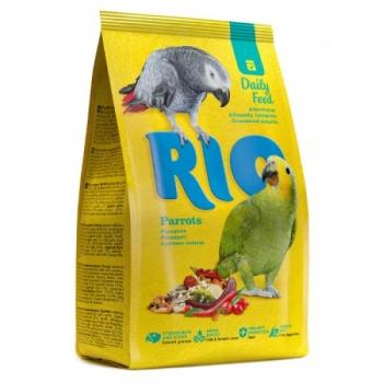Rio toit suurtele papagoidele 1kg