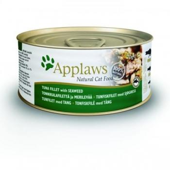 Applaws kassi konserv zelees tuunikala/vetikas 70g N1