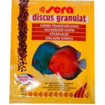 "SERA ""DISCUS gran"" 12g"