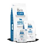 BRIT CARE suurt kasvu täiskasvanud koerale Lamba&Riisiga 3 kg